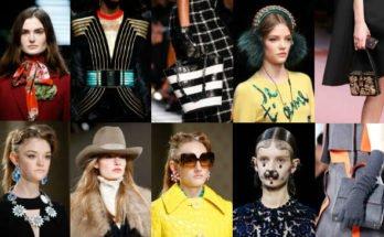 Модные аксессуары осень-зима 2015-2016