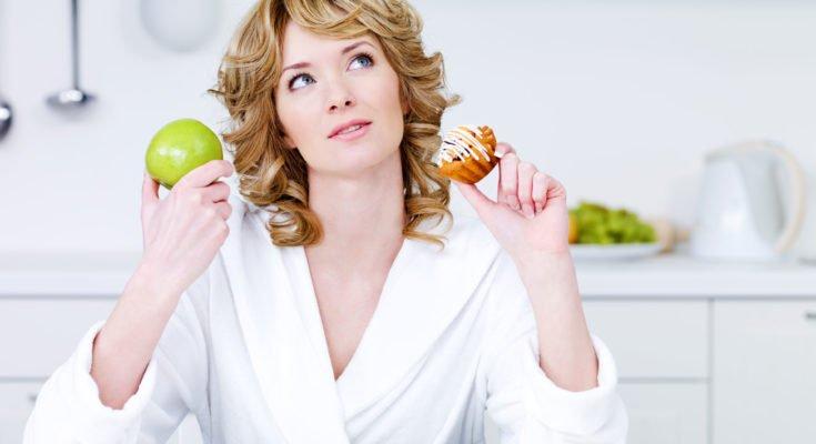 Переход на правильное питание за 20 дней