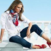 Модные женские джинсы. Основные тенденции