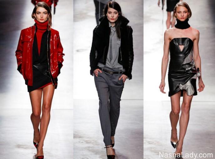 Ассиметричные платья - модный тренд 2015