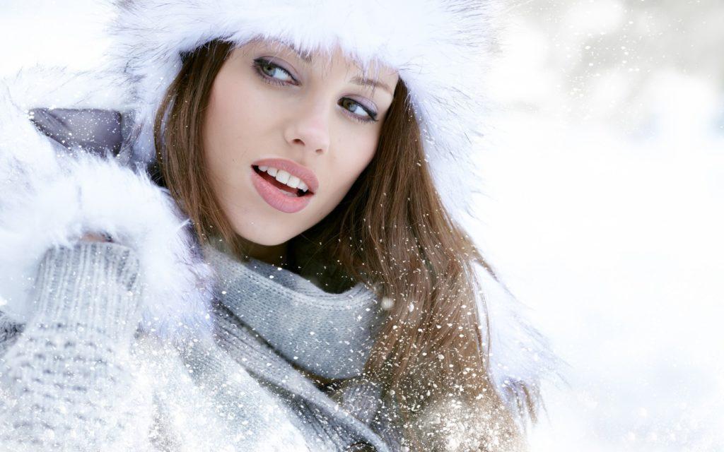 косметика на зиму