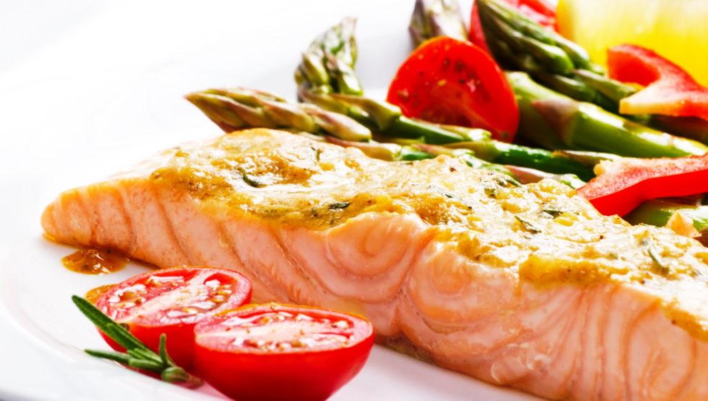 Постная рыба и мясо