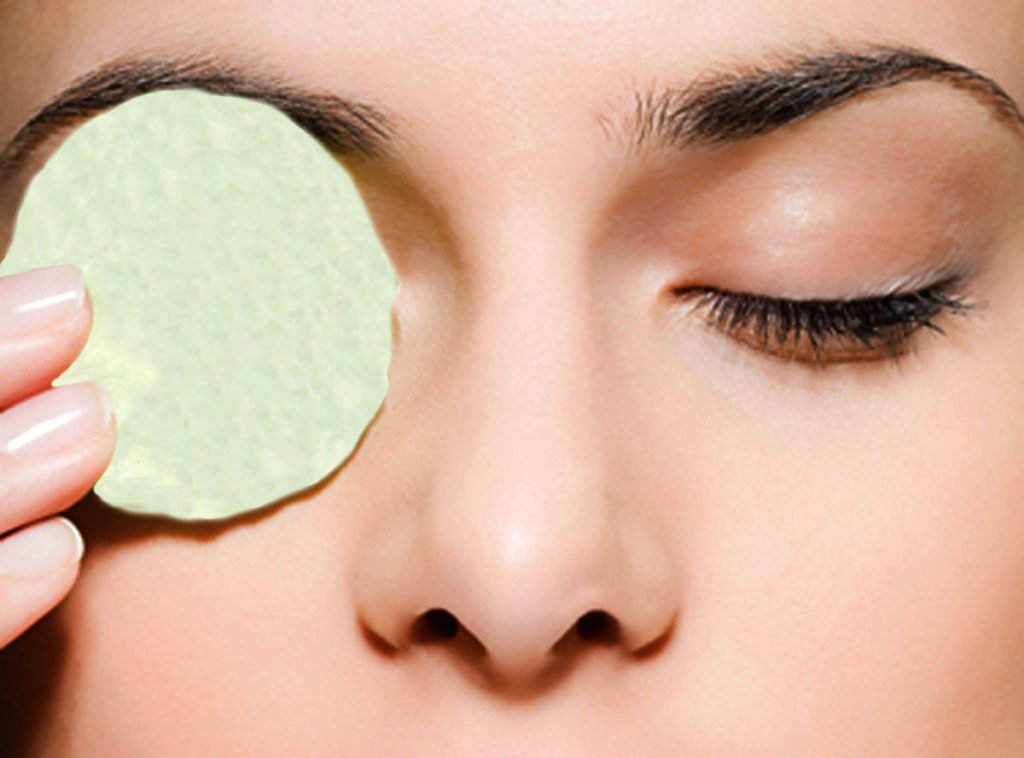 Как снять усталость глаз. компресс для глаз