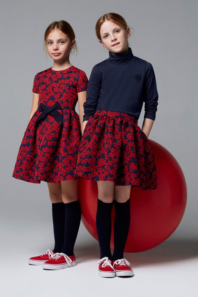 Carolina Herrera детская одежда
