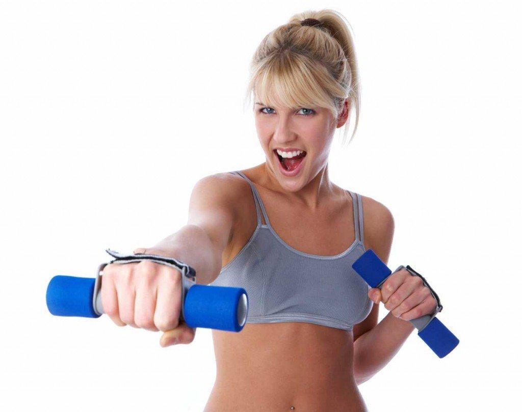 для чего нужен женский фитнес