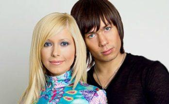стас пьеха и его жена Наталья Горчакова