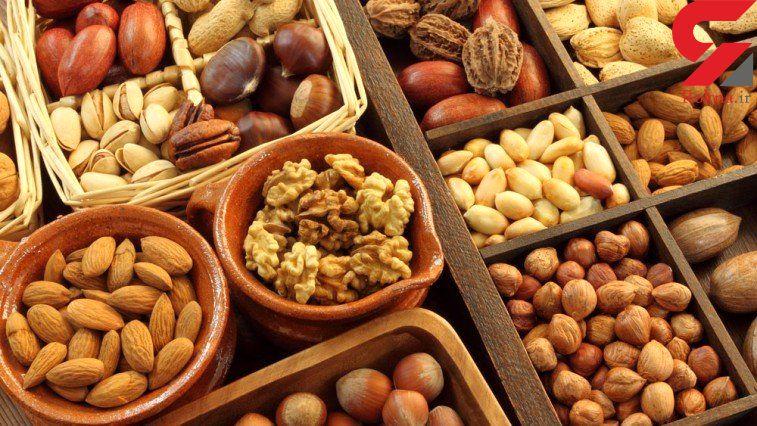 мясо и орехи для похудения