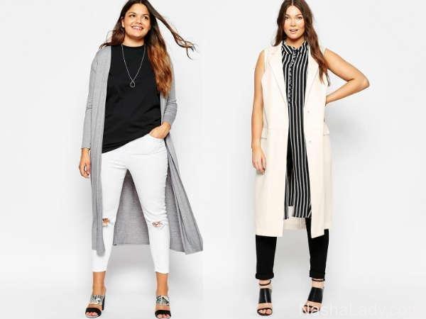 Верхняя одежда для полных осень-зима 2015-2016