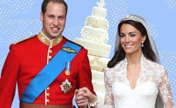 впечатляющие свадебные торты знаменитостей