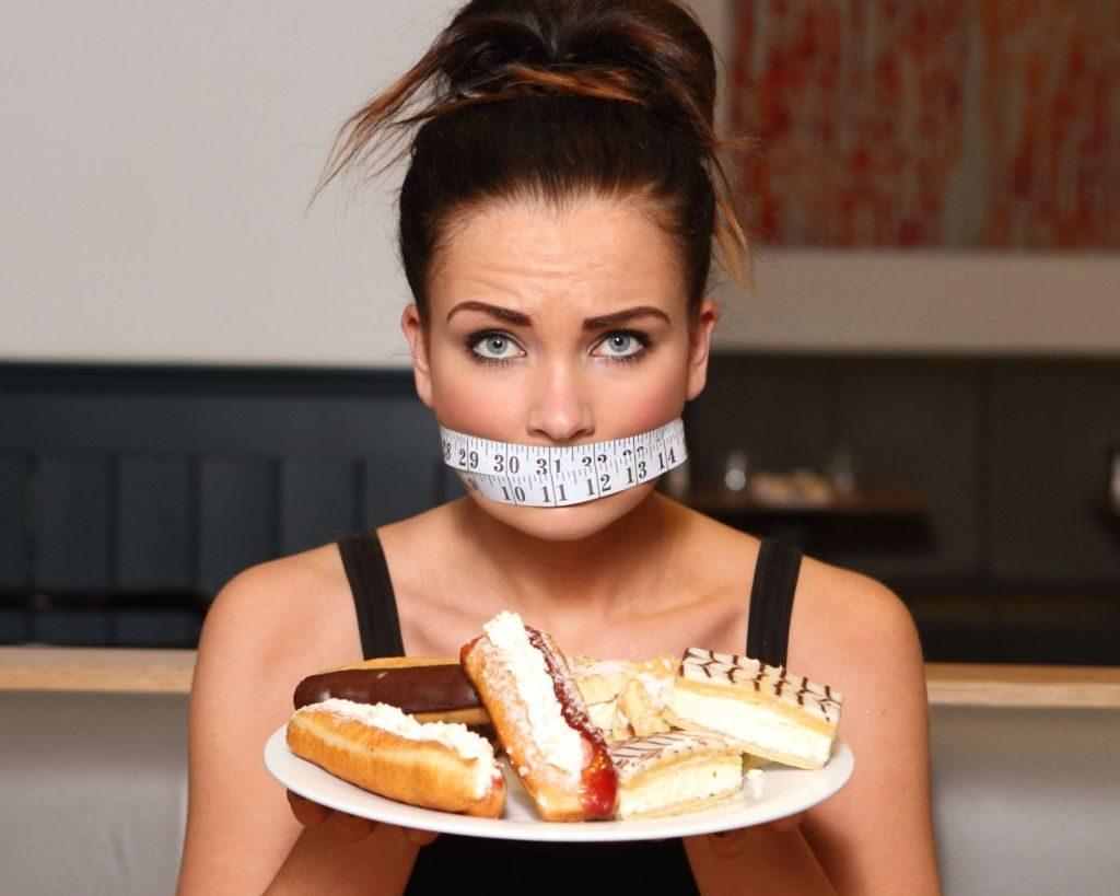 Ешь меньше сладкого