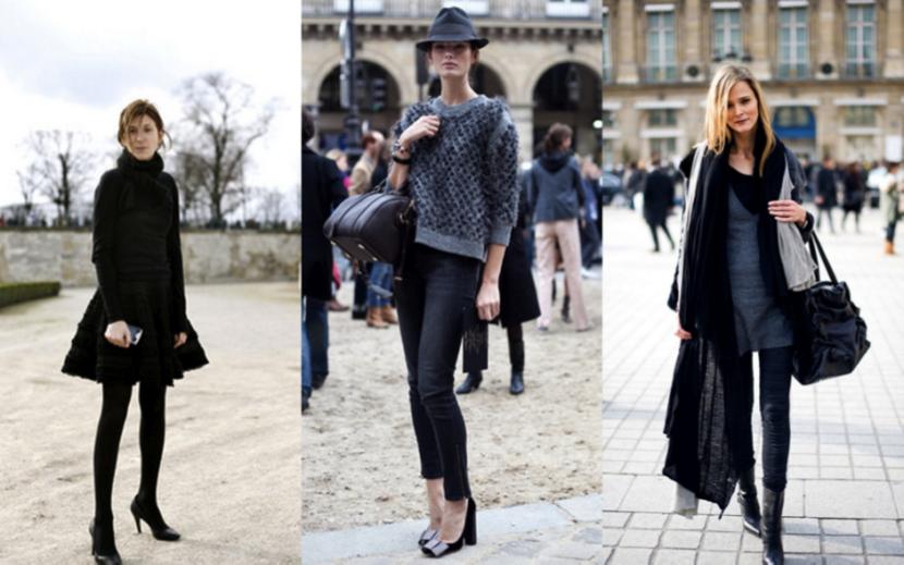 Французские правила стиля одежды