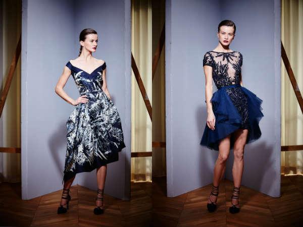 Коктейльные платья с пышными юбками