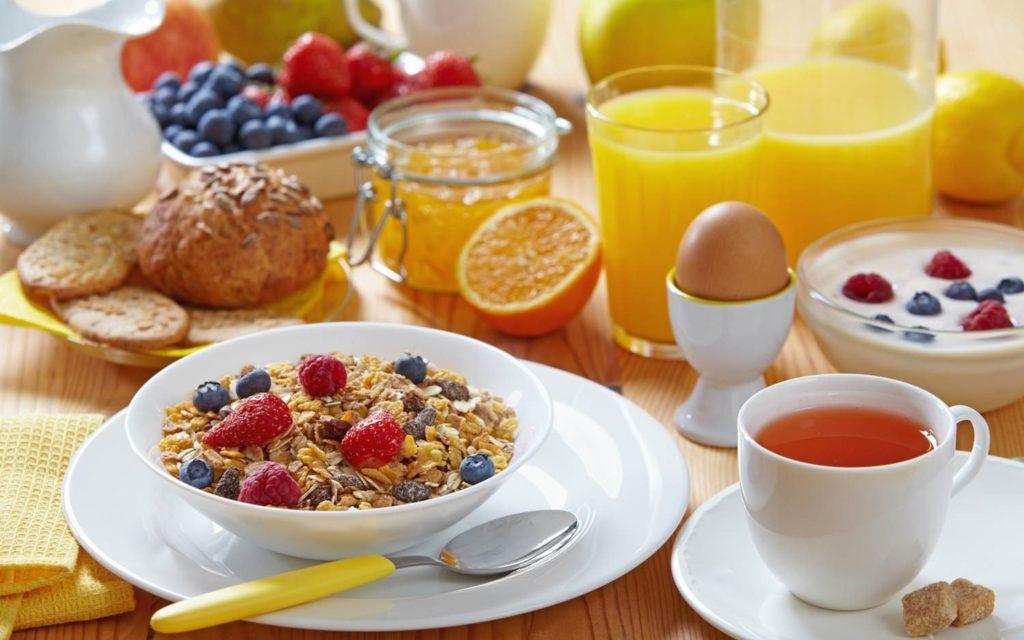 идеи здорового завтрака
