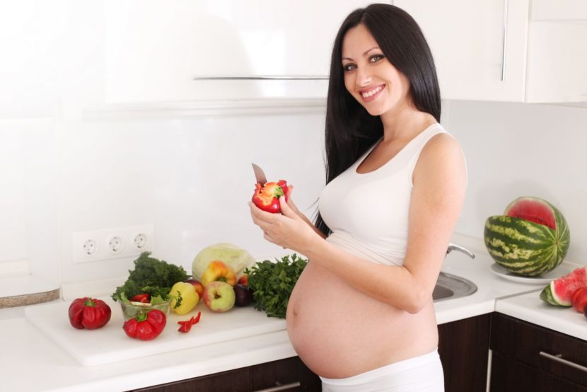 Диета и беременность