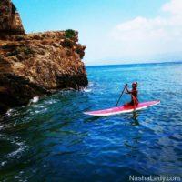 Виктория Лопырева сломала ребро на отдыхе в Греции
