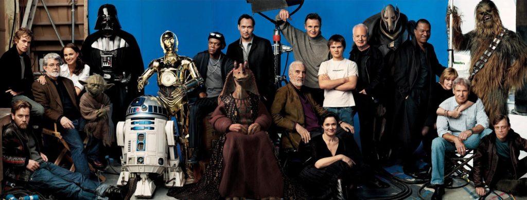 """""""Звездные войны"""" (Star Wars)"""
