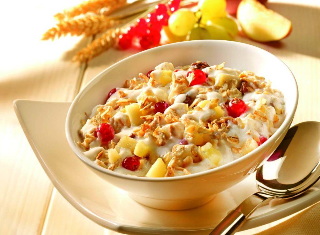 полезные завтраки для крепкого здоровья
