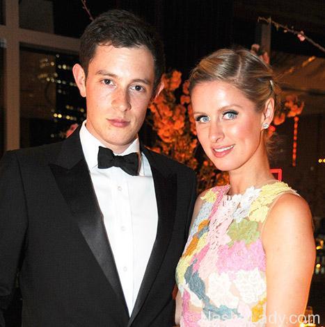 Слияние капиталов: Ники Хилтон выходит замуж за Джеймса Ротшильда