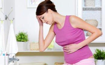Токсикоз при беременности. Как избавиться