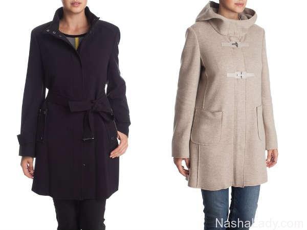 Пальто для полных осень-зима 2015-2016