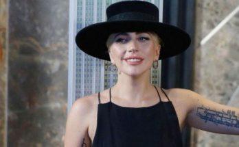 Леди Гага представила клип на песню «Perfect Illusion»
