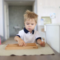Как развить независимость у ребенка