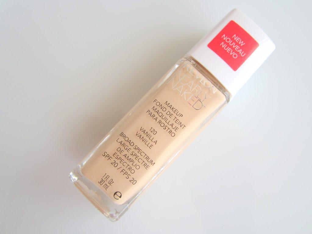 Revlon Nearly Naked Makeup Foundation