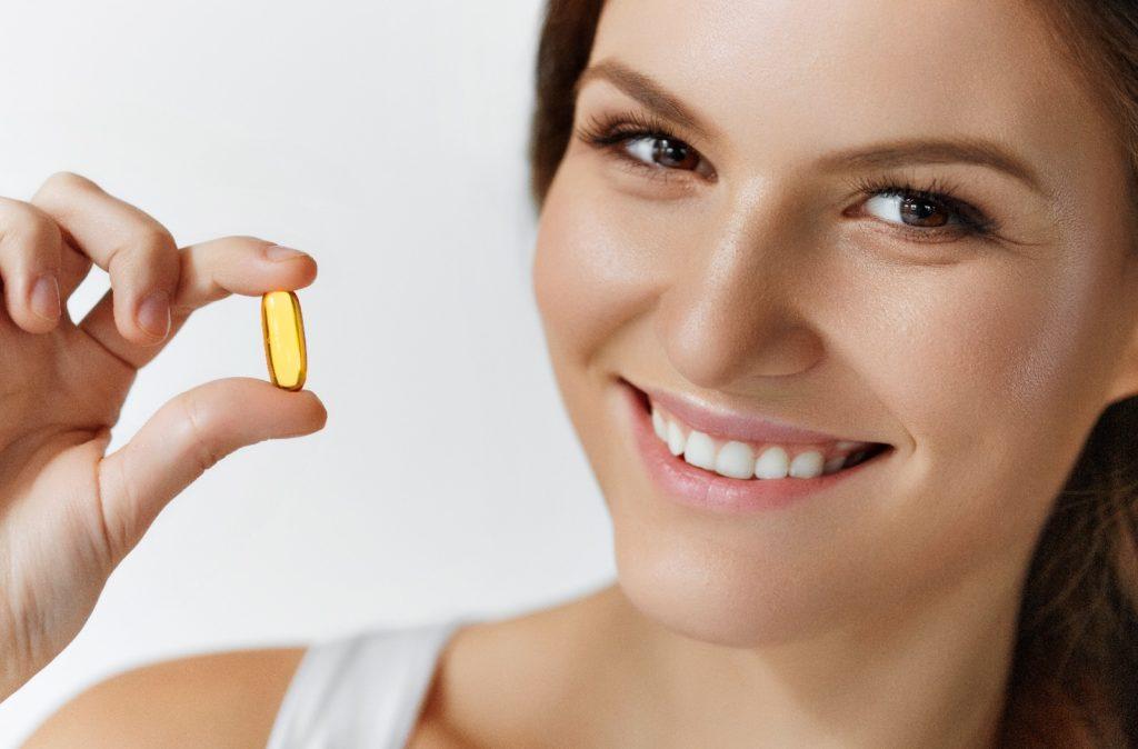 полезные витамины для женщин