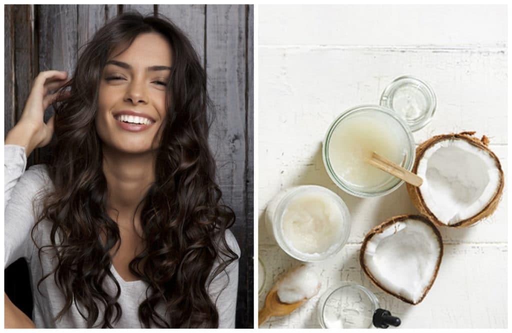Кокосовое масло от выпадения волос