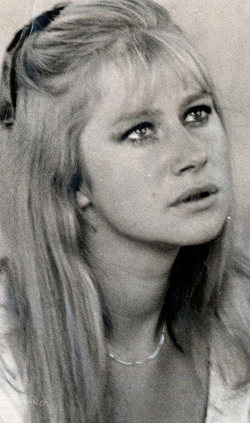 Юная Хелен Миррен