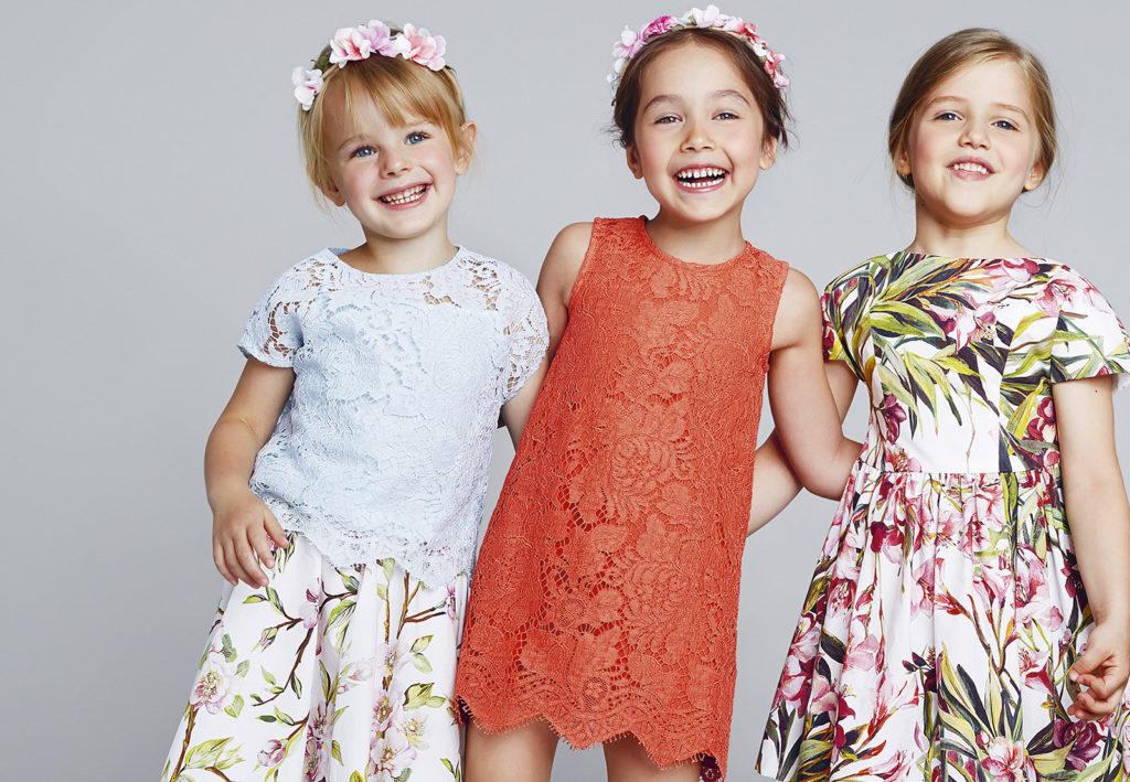 стильная детская одежда 2015