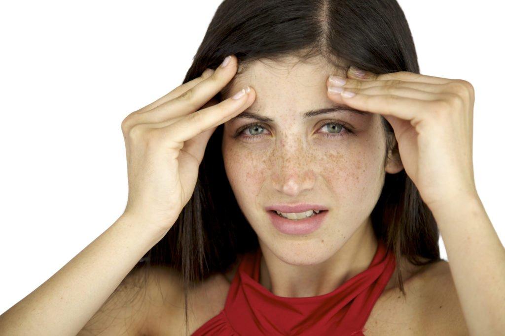Как снять усталость глаз