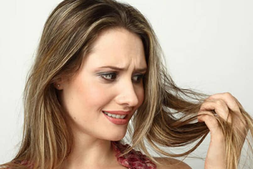 Отросшие корни волос. Как сделать незаметными