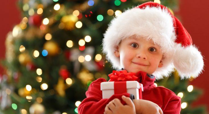 Советы по выбору подарков детям всех возрастов на новый год
