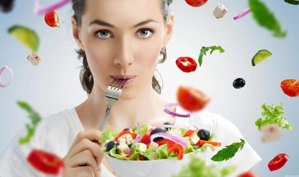 Как легко переносить диету