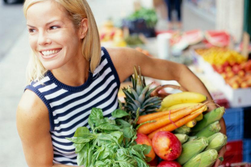 5 продуктов для женского здоровья