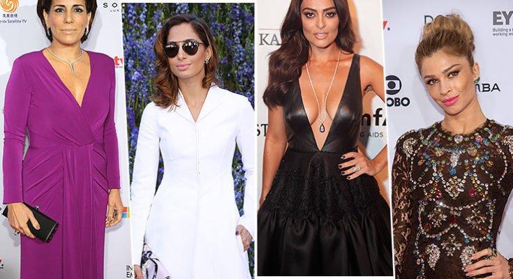 Самые красивые актрисы бразильских сериалов: как они изменились