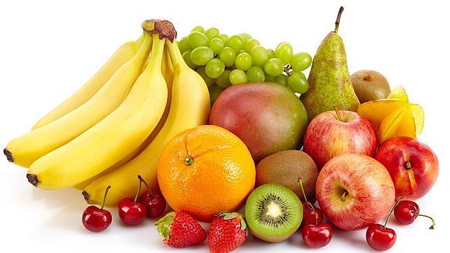 диетический перекус фрукты