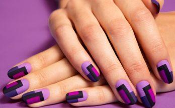 Рисунки на ногтях в домашних условиях это просто