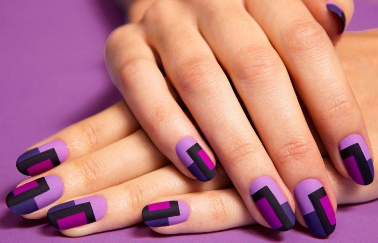 Рисунки на ногтях в домашних условиях это просто!