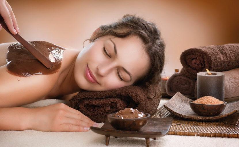 Применение шоколада для твоей кожи