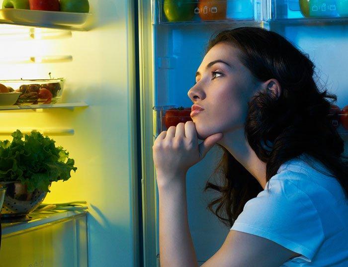 что можно съесть на ночь