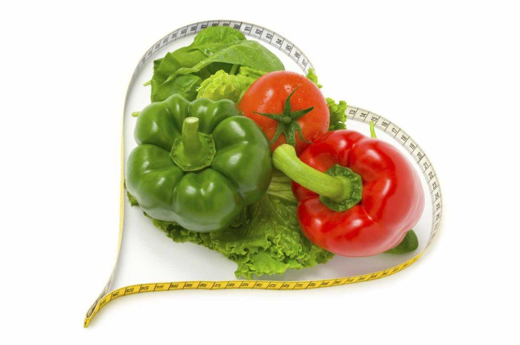 вегетарианская диета меню