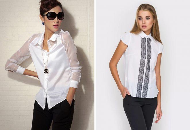Интересные блузки