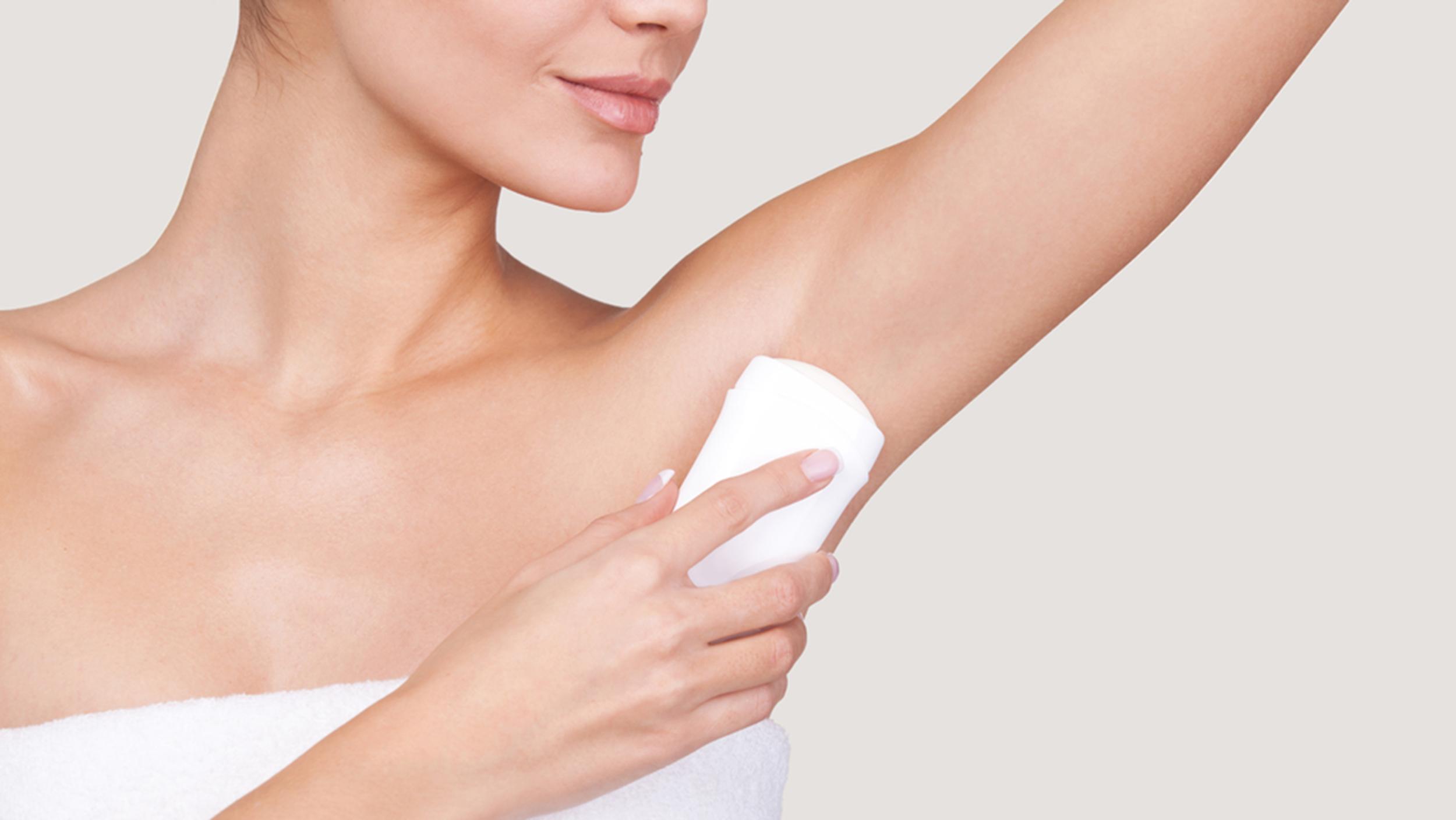 Дезодорант своими руками