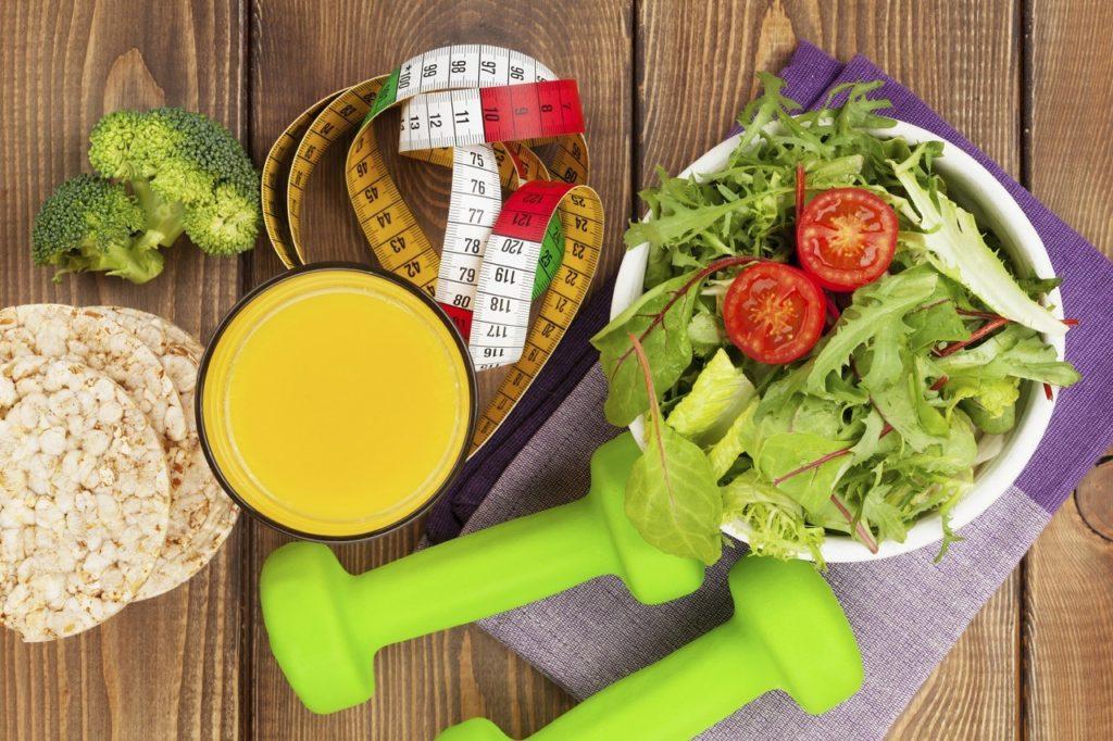 Правильное питание - овощи