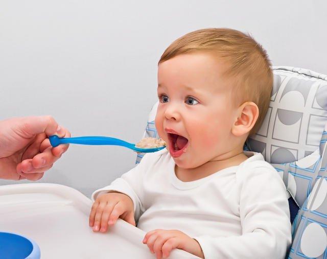 Правильное питание ребенка после года