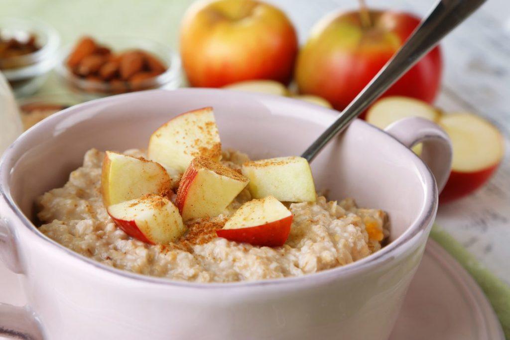 правильное питание завтрак