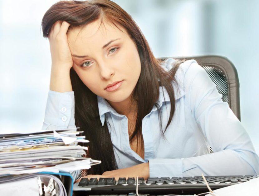 Причины постоянной сонливости и головокружения