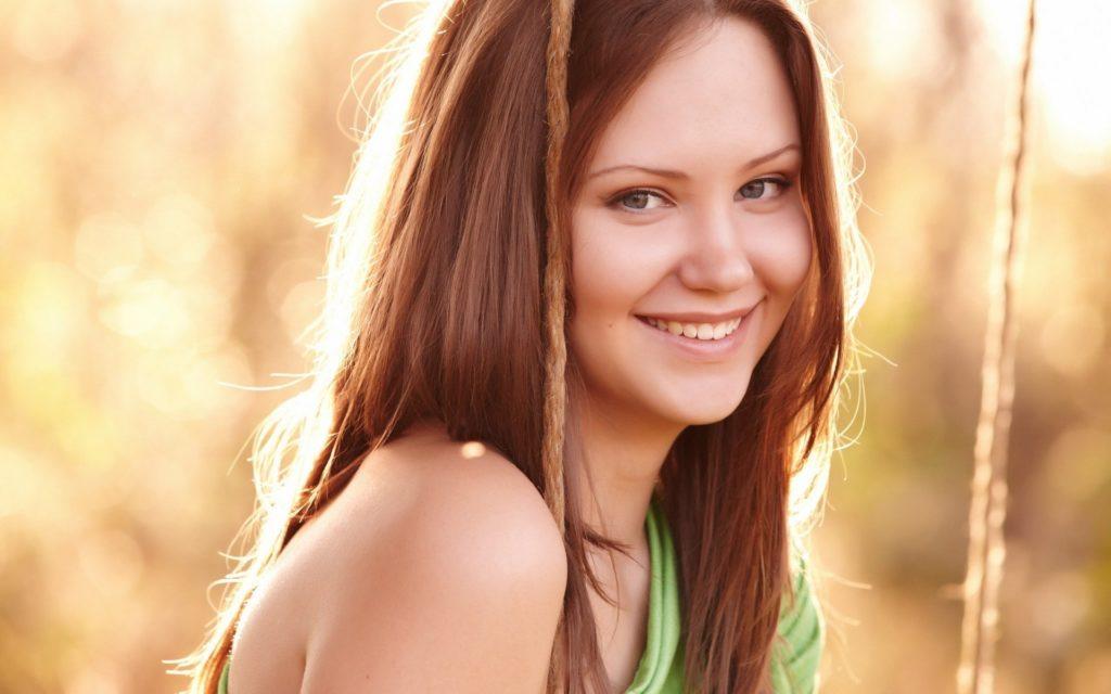 чтобы быть красивой следует почаще посещать стоматолога